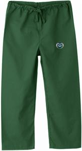 Colorado State Univ Kid's Hunter Scrub Pants