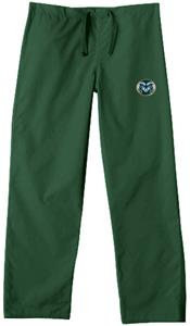 Colorado State Univ Hunter Classic Scrub Pant