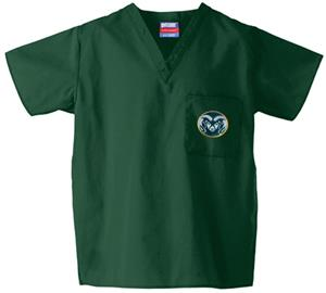 Colorado State Univ Hunter Classic Scrub Tops