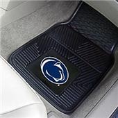 Fan Mats Penn State Vinyl Car Mats (set)
