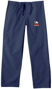 Colorado State Univ-Pueblo Navy Classic Scrub Pant
