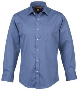 TRI MOUNTAIN Blake Non-Iron Fine Twill Dress Shirt