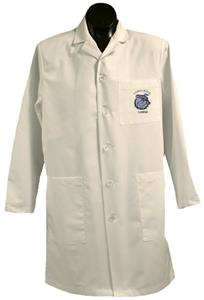 Concordia Univ-Seward White Long Labcoats