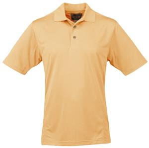 TRI MOUNTAIN Glendale Textured Jacquard Golf Shirt