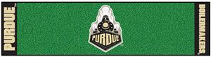 Fan Mats Purdue University Putting Green Mat
