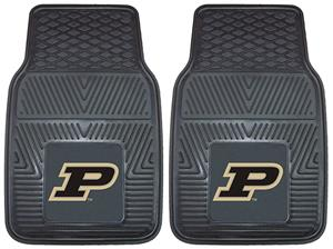 Fan Mats Purdue University Vinyl Car Mats