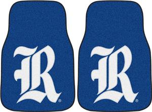 Fan Mats Rice University Carpet Car Mats