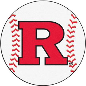 Fan Mats Rutgers Baseball Mat