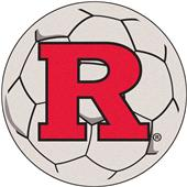 Fan Mats Rutgers Soccer Ball