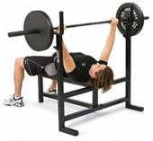 Gill Athletics Olympic Bench Press