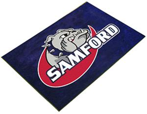 Fan Mats Samford University Starter Mat