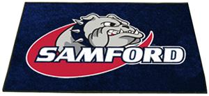 Fan Mats Samford University All Star Mat