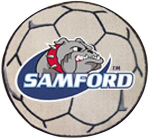 Fan Mats Samford University Soccer Ball