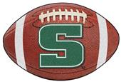Fan Mats Slippery Rock University Football Mat