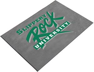 Fan Mats Slippery Rock University Starter Mat