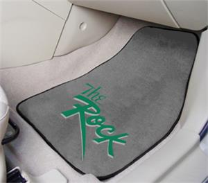 Fan Mats Slippery Rock University Carpet Car Mats 