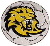 Fan Mats Southeastern Louisiana Soccer Ball