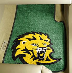 Fan Mats Southern Louisiana Carpet Car Mats (set)