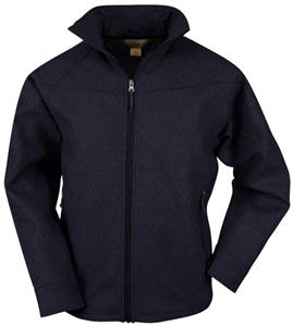 TRI MOUNTAIN Salem Wool-Blend Bonded Jacket