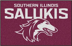 Fan Mats Southern Illinois University Starter Mat