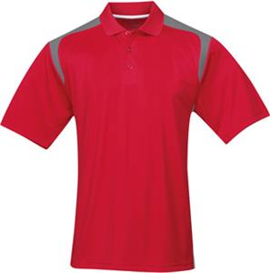 TRI MOUNTAIN Blitz Ultra Cool Polyester Golf Shirt