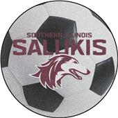 Fan Mats Southern Illinois University Soccer Mat
