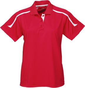 TRI MOUNTAIN Lady Titan Moisture Wicking Polo