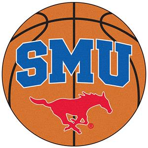 Fan Mats Southern Methodist Univ. Basketball Mat