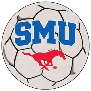 Fan Mats Southern Methodist University Soccer Ball