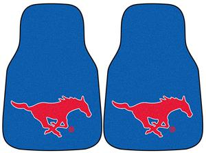 Fan Mats Southern Methodist Univ. Carpet Car Mats