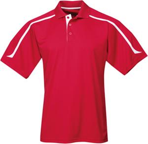 TRI MOUNTAIN Titan Moisture Wicking Polyester Polo