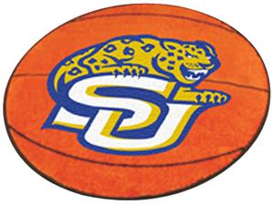 Fan Mats Southern University Basketball Mat