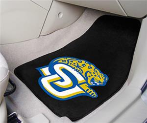 Fan Mats Southern University Carpet Car Mats