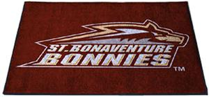 Fan Mats St. Bonaventure University All Star Mat