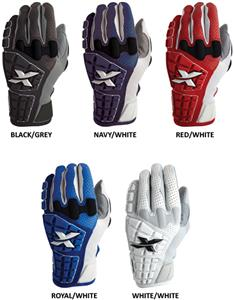 XPROTEX Adult RAYKR Protective Baseball Gloves