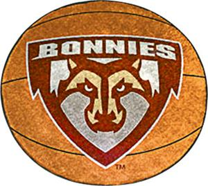 Fan Mats St. Bonaventure University Basketball Mat