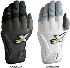 XPROTEX Adult HAMMR Protective Baseball Gloves