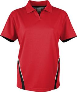 TRI MOUNTAIN Glide Women&#39;s Mesh Golf Shirt
