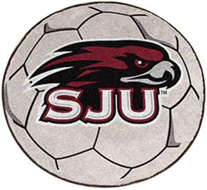 Fan Mats St. Joseph's University Soccer Ball