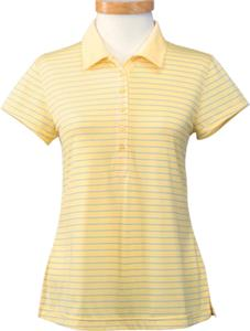 TRI MOUNTAIN Outline Women's Yarn-Dyed Golf Shirt