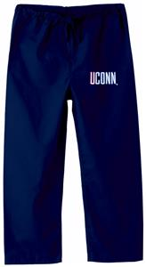 University of Connecticut Kid&#39;s Navy Scrub Pant