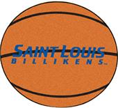 Fan Mats St. Louis University Basketball Mat