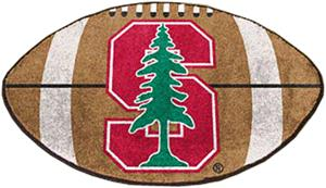 Fan Mats Stanford University Football Mat
