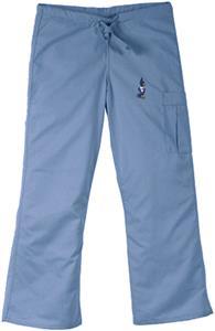 Creighton University Sky Cargo Scrub Pants