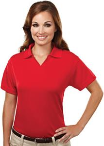 TRI MOUNTAIN Ambition Women's Micromesh Golf Shirt