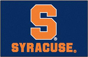 Fan Mats NCAA Syracuse University Starter Mat