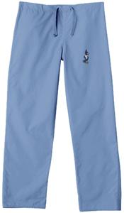 Creighton University Sky Classic Scrub Pants