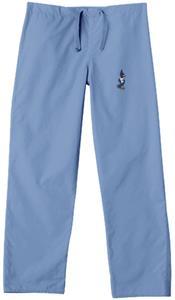 Creighton University Sky Classic Scrub Pants