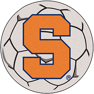 Fan Mats Syracuse University Soccer Ball Mat