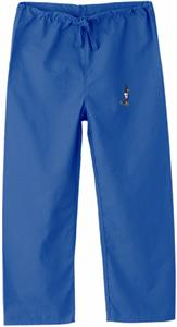 Creighton University Kid&#39;s Royal Scrub Pant